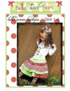 Bella Twirl Skirt - PDF Pattern by Bella Marie Boutique