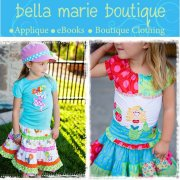 Bella Marie Boutique PDF Pattern