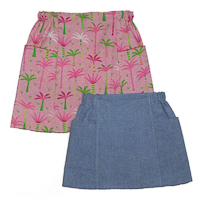 Katie's Skirt - Children's Corner #267 - Size 3-10