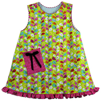 Lucy Dress - Children's Corner #241 - Size 1-4