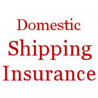 Domestic Shipping Insurance