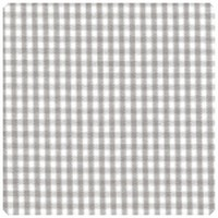 "Fabric Finders - Grey 1/16"" Gingham - Chubby Fat Quarter"