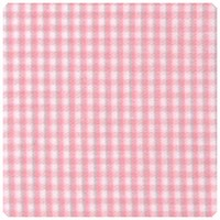 "Fabric Finders - Pink 1/16"" Gingham - Yardage"