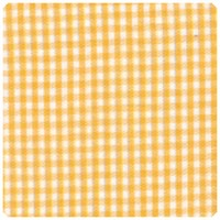 "Fabric Finders - Marigold 1/16"" Gingham - Chubby Fat Quarter"
