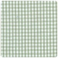 "Fabric Finders - Sage 1/16"" Gingham - Chubby Fat Quarter"