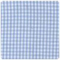 "Fabric Finders - Blue 1/16"" Gingham - Chubby Fat Quarter"
