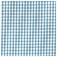 "Fabric Finders - Wedgewood 1/16"" Gingham - Chubby Fat Quarter"