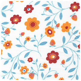 Fabric Finders - Summer Meadow Pique - Yardage