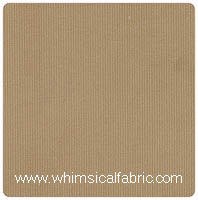 Fabric Finders - Bronze Corduroy - Chubby Fat Quarter