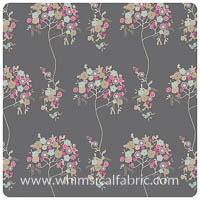 Chérie - Tree Fleur in Sombre - Fat Quarter