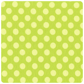 Michael Miller - Ta Dot in Apple - Fat Quarter