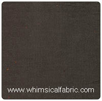 Fabric Finders - Charcoal Corduroy - Chubby Fat Quarter