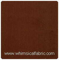Fabric Finders - Chestnut Corduroy - Chubby Fat Quarter