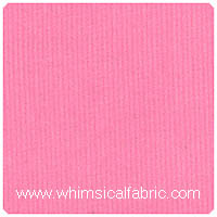 Fabric Finders - Hot Pink Corduroy - Chubby Fat Quarter