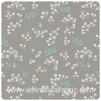 Littlest - Tenderness Grey - Fat Quarter