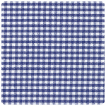 "Fabric Finders - Nautical 1/16"" Gingham - Chubby Fat Quarter"