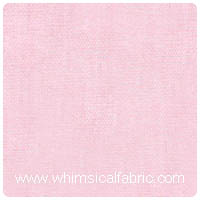 Fabric Finders - Pink Chambray - Yardage