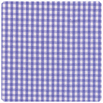"Fabric Finders - Purple 1/16"" Gingham - Chubby Fat Quarter"