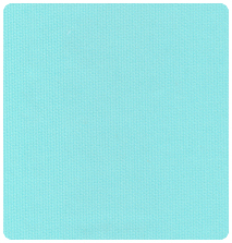Fabric Finders - Robin's Egg Blue Pique - Chubby Fat Quarter
