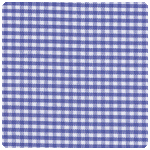 "Fabric Finders - Royal 1/16"" Gingham - Chubby Fat Quarter"