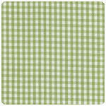 "Fabric Finders - Sprout 1/16"" Gingham - Chubby Fat Quarter"