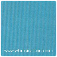 Fabric Finders - Turquoise Corduroy - Chubby Fat Quarter