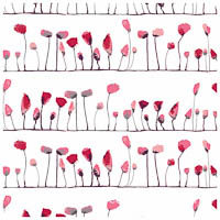Wonderland - Petal Flamingoes Love - Yardage