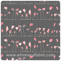 Wonderland - Petal Flamingoes Coo - Fat Quarter