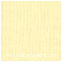 Fabric Finders - Yellow Chambray - Chubby Fat Quarter