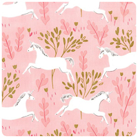 Magic! - Unicorn Forest in Blossom - Yardage
