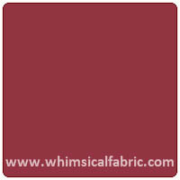 Solid Basics - Barn Red - Fat Quarter