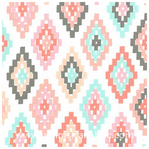 Arrow Flight - Cornered Blush - Yardage