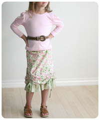 NEW Isabelle Skirt PDF - Modern Vintage Designs - Sizes 1–12