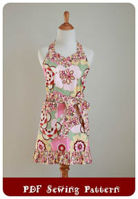 Options Apron PDF - Modern Vintage Designs