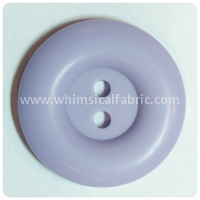 "Lavender Round Matte 1"" Buttons - by the button"