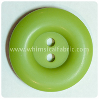 "Olive Round Matte 1"" Buttons - by the button"
