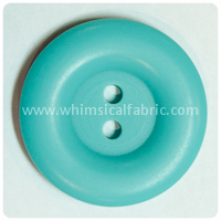 "Teal Round Matte 1"" Buttons - by the button"