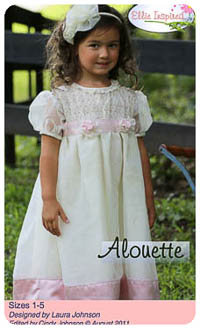 Alouette PDF - Ellie Inspired - Sizes 1 thru 5
