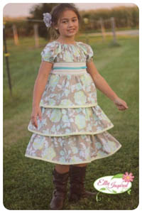 Autumn Grace PDF - Ellie Inspired - Sizes 1 thru 16