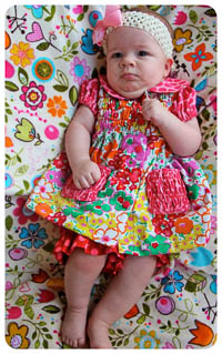 NEW Sandcastle Dress & Doll PDF - Ellie Inspired - NB thru 36M