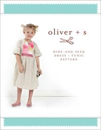 Hide and Seek Dress + Tunic - PDF Pattern - Oliver+S