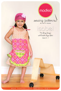 Isabel - Tie-Strap Double-Layer Jumper - Modkid (size 2T-7)