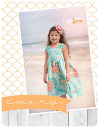 NEW Emory Sundress PDF Pattern - Izzy & Ivy Designs