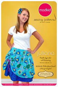 Juliana - Double-Layer Skirt (Women's size XS-XL)