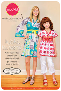 Kyoko Tweens - Asian Shirt & Dress - Modkid (size 8-14)