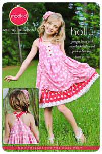 NEW Holly - Jumper Dress - Modkid (size 2T-10)