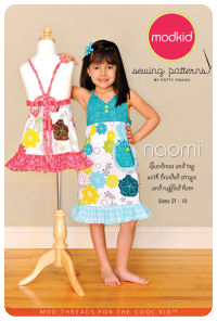 Naomi - Sundress & Top w/ Braided Straps - Modkid (size 2T-10)