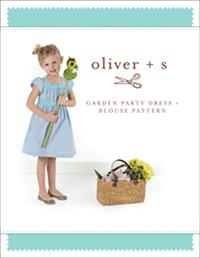 Garden Party Dress + Tunic - PDF Pattern - Oliver+S
