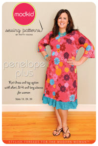 Penelope Plus - Knit Dress & Top for Women - Modkid (size 1X-3X)
