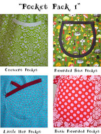 NEW Pocket Pack 1 PDF - Modern Vintage Designs